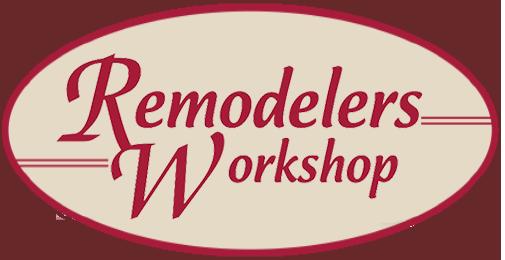 Remodelers Workshop Retina Logo